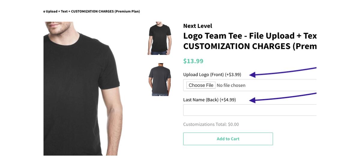 product-customizer